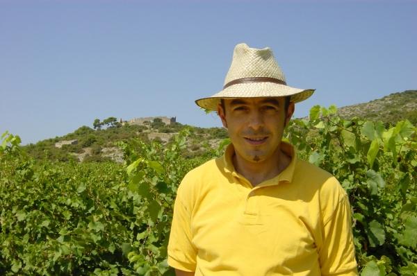 Sylvain-vignes-Castellas